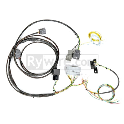 Rywire K Series K2 Tucked Budget Engine Wiring Harness Loom K20 K24