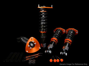 HONDA CIVIC SI 2014 KONTROL PRO COILOVER SYSTEM