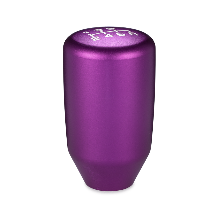 Acuity ESCO-T6 Shift Knob in Satin Purple Anodized Finish