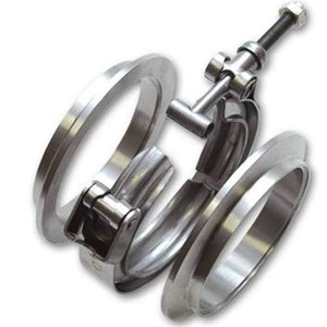 V band clamp and flange for RCautoworks turbo