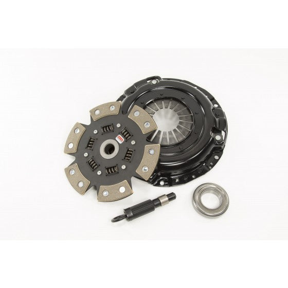 Competition Clutch (8026-0620) - Stage 4 - Rigid Clutch Kit - B-Series