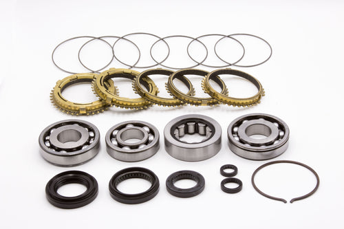Synchrotech Carbon Rebuild Kit 02-05 5 Speed Civic Si