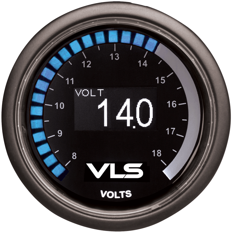 REVEL VLS OLED VOLTAGE GAUGE