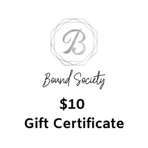 $10 Gift Certificate - Southern Sins Boutique