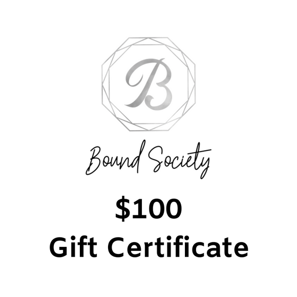 $100 Gift Certificate - Southern Sins Boutique