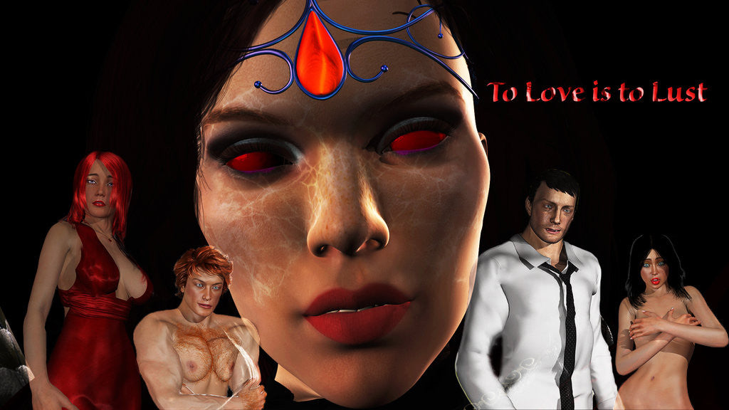 #1 To Love is to Lust - TransCarnal