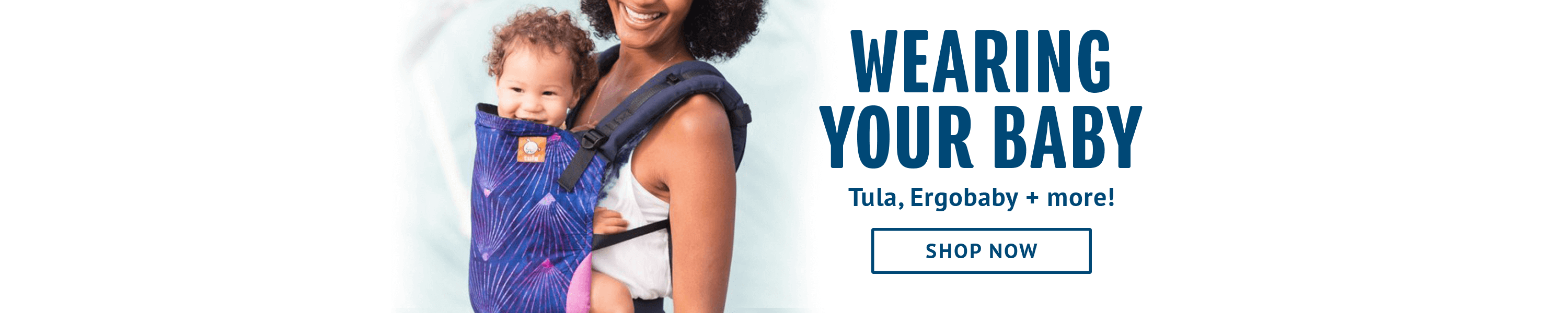 Image of Wearing Your Baby! Tula, Ergobaby and more!