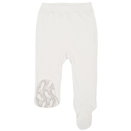 Finn & Emma Footed Pant - Silver Birch