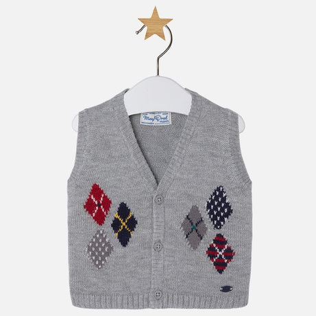 Mayoral Winter 2017/2018 Baby boy knit vest