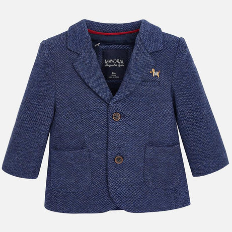 Mayoral Winter 2017/2018 Baby boy knit formal jacket