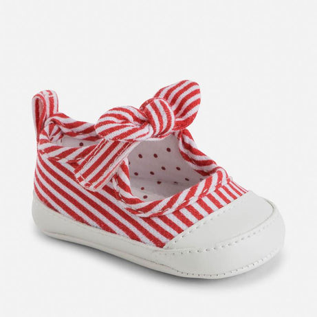 Mayoral Bow Shoes - Poppy