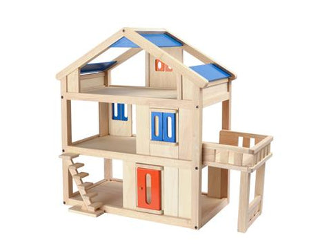 PlanToys® Terrace Dollhouse