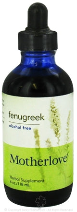Motherlove Fenugreek - Alcohol Free