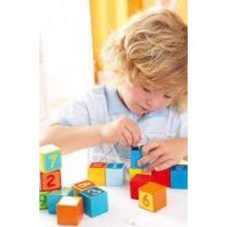 Haba First Number Fun Building Blocks