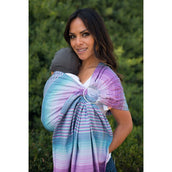 Tula Wrap Conversion Ring Sling - Aurora Newton