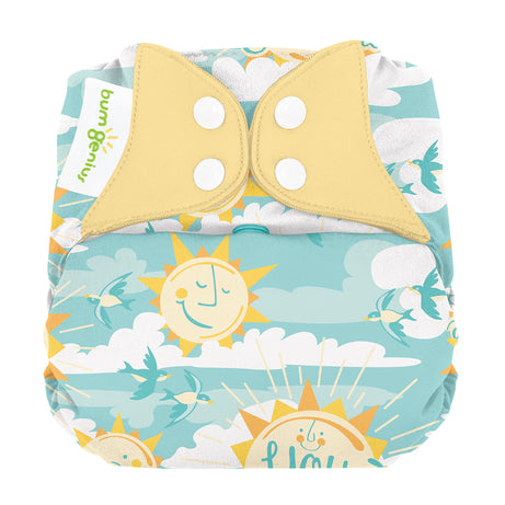 bumGenius Elemental™ (E3) One-Size Cloth Diaper