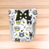 bumGenius Bigger™ - One-Size Pocket Cloth Diaper - fits 70-120 pounds - The Doodles Collection SINGLES