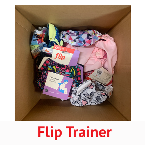 Flip Potty Trainer Shell - Marketing Archive - Grab Bag!