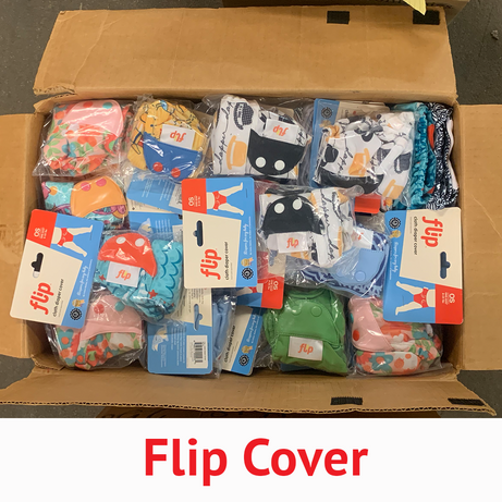 Flip One-Size Diaper Cover - Marketing Archive - Grab Bag!