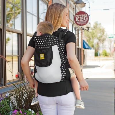 Lillebaby Carryon Airflow Toddler Carrier Spot On