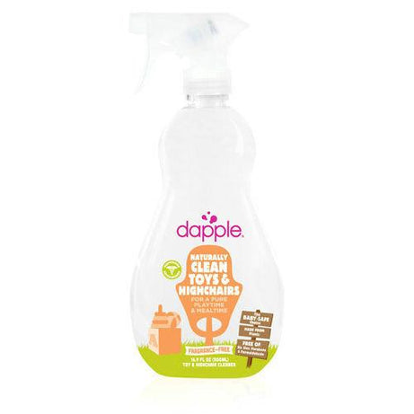 Dapple Toy  High Chair Cleaner - Fragrance Free - 16.9 oz