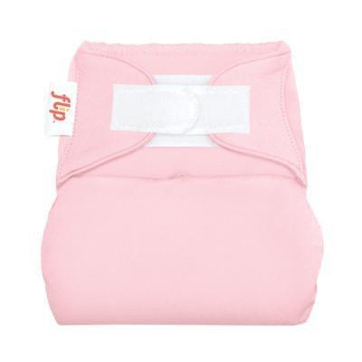 SECONDS: Flip Diaper Cover - Solid Colors - Hook  Loop