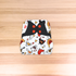 SECONDS: Flip Diaper Cover  - The Doodles Collection