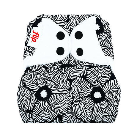 Seconds: Flip Diapers One-Size Cover - Flower