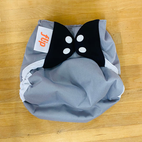 SECONDS: Flip Diapers One-Size Diaper Cover - Slated