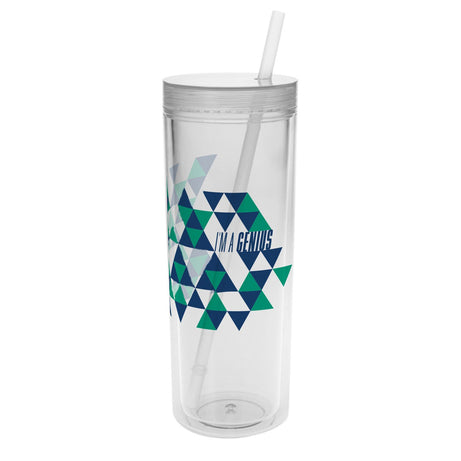 Genius Series Cold Cup - Sierpinski