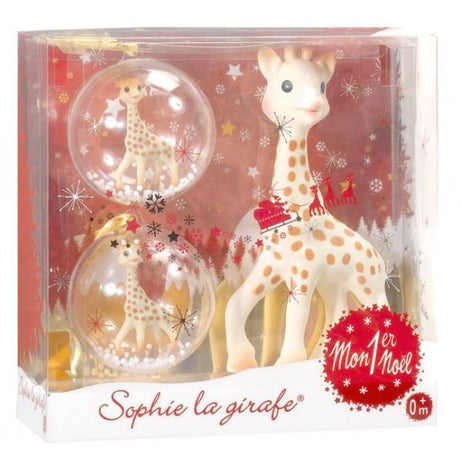 Sophie la girafe My First Christmas Gift Set