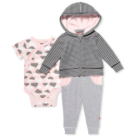 Skip Hop Star Struck Layette - 3 Piece Play Set