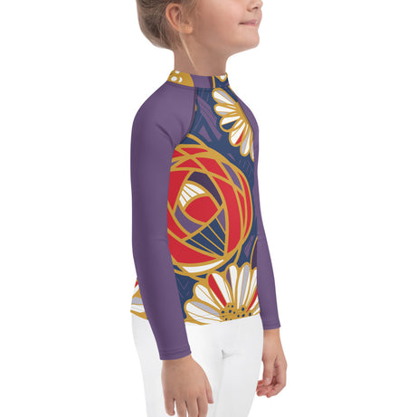 bumGenius Summer Swimwear Rash Guard - Maggie