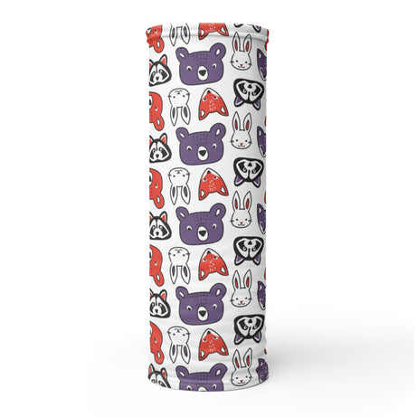 Doodles Collection Neck Gaiter - BeWILDering