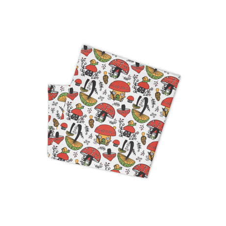 Doodles Collection Neck Gaiter - SHROOMazing