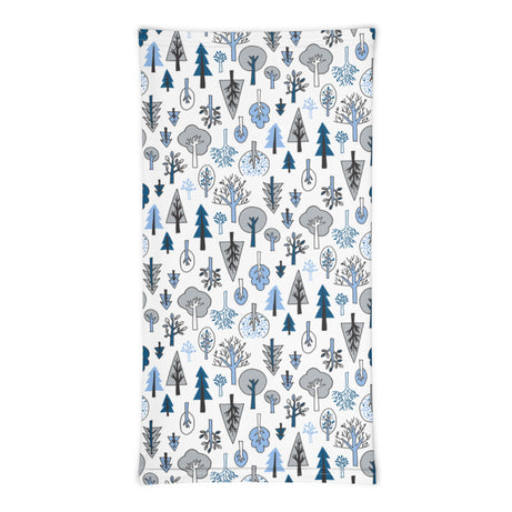 Doodles Collection Neck Gaiter - TREEmendous