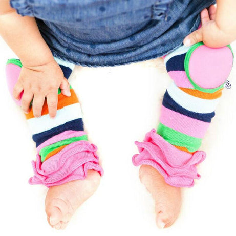 Bella Tunno Happy Knees Ruffle Leg Warmers