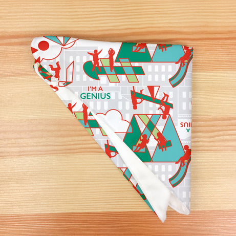 SECONDS: bumGenius Bandana Bibs