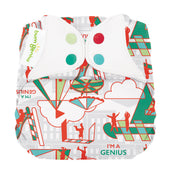 bumGenius Elemental (E3) One-Size Cloth Diaper - Play
