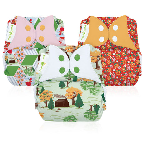 bumGenius Freetime - Little House in the Big Woods Collection - shop all
