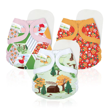 bumGenius Littles 2.0  - Little House in the Big Woods Collection -shop all