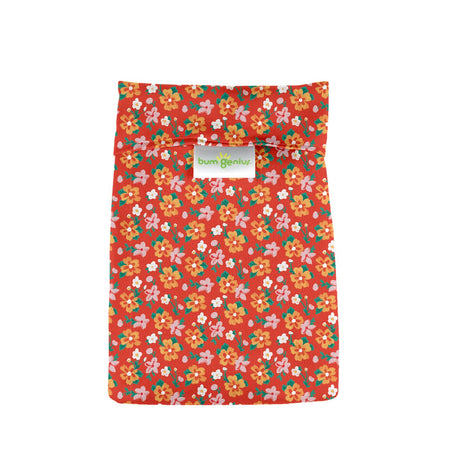 bumGenius Mini Wet Bag Prairie Flowers