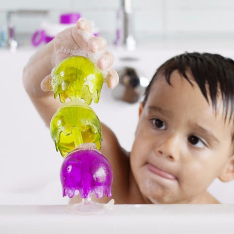 Boon Inc. JELLIES Suction Cup Bath Toy