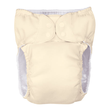 SECONDS: bumGenius Bigger™ - One-Size Pocket Cloth Diaper - fits 70-120 pounds