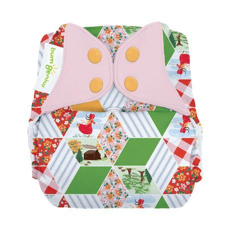 bumGenius Freetime™ All-In-One One-Size Cloth Diaper