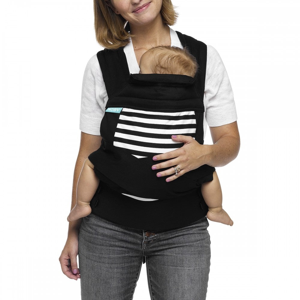 Moby Wrap Buckle Tie Baby Carrier