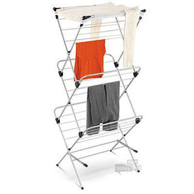 Honey Can Do Three-Tier Mesh Top Drying Rack