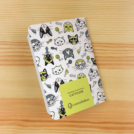 CATtitude Pocket Notebook