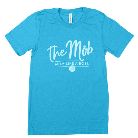 Cotton Babies The Mob Tee - Blue