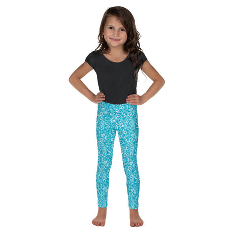 Genius Series Little Kid Leggings - Ada